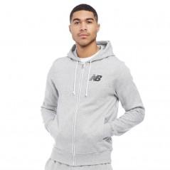 New Balance Hoodie Athletic Grey