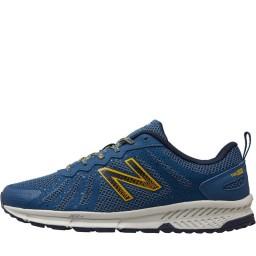 New Balance MT590 V4 Trail Blue/Yellow