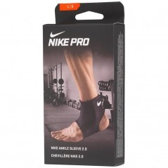 Nike Pro 2.0 Compression Support Black/White
