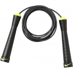 Nike Fundamental Speed Rope Black/Volt