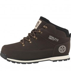 Henleys Oakland Brown