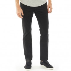 French Connection James Regular Solid Black Stretch
