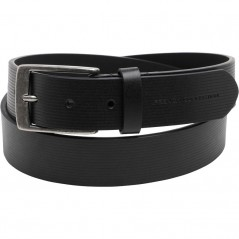 French Connection Parallel Line Casual Black