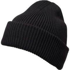 French Connection Plain Beanie Black