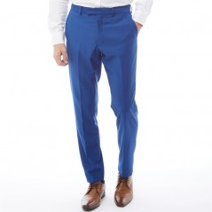 French Connection Plain Ticket Pocket Bright Blue