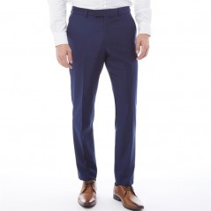 French Connection Plain Ticket Pocket Blue