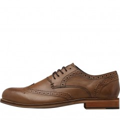 French Connection Casual Brogues Tan