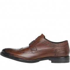 Onfire Leather Casual Brown