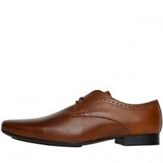 Onfire Leather Derby Tan