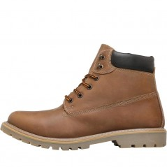 Onfire Cleat Soled Leather Brown