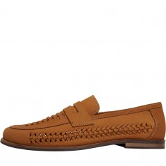 Onfire Leather InterLoafer Tan