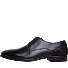 Onfire Leather Black