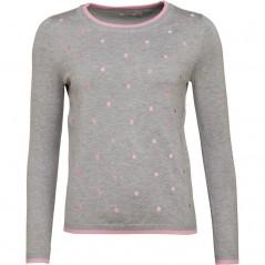 Onfire Spot Grey/Pink