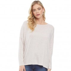 Only New Maye Deauville Mauve/White Melange