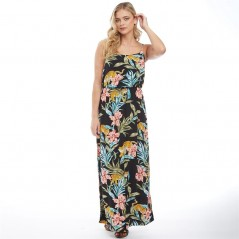 Only Nova Strap Maxi Black/Jungle Zoo
