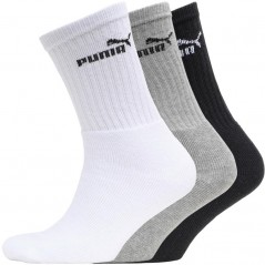 Puma White/Grey/Black