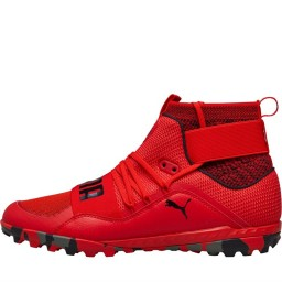 Puma 365 Ignite High ST Turf Astro Flame Scarlet/Puma Black
