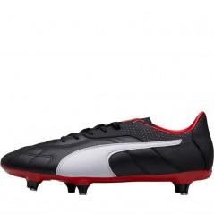 Puma Esito C SG Puma Black/Puma White/High Risk Red