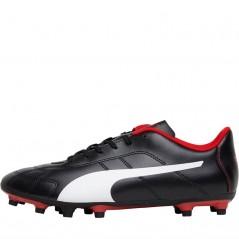 Puma Classico C FG Puma Black/Puma White/High Risk Red