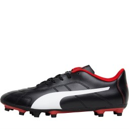 Puma Classico C FG Puma Black/Puma White/High Risk Red