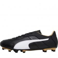 Puma Esito FG Black/White/Gold