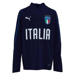 Puma FIGC Italy 1/4 Peacoat/Blue