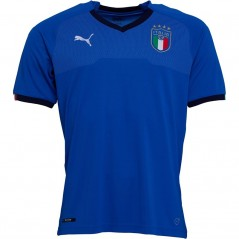Puma FIGC Italy Home Team Power Blue/Peacoat
