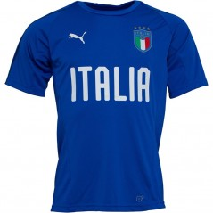 Puma FIGC Italy Stadium Jersey Team Power Blue/Puma White