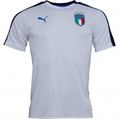 Puma FIGC Italy Stadium Jersey Puma White/Team Power Blue