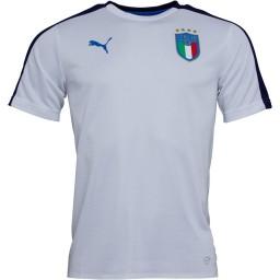 Puma FIGC Italy Stadium Jersey Puma White/Team Power Blue