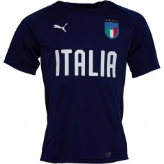 Puma FIGC Italy Stadium Jersey Peacoat/Team Power Blue