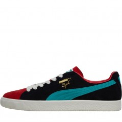 Puma Clyde From The Archive High Risk Red/Puma Black