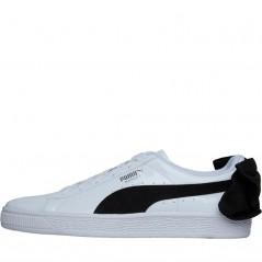 Puma Basket Bow Puma White/Puma Black