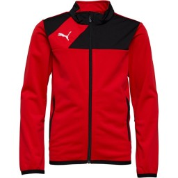 Puma Junior Esquadra Poly Red/Black