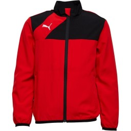 Puma Junior Esquadra Leisure Red/Black