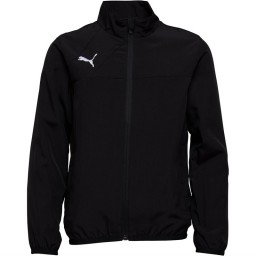 Puma Junior Esquadra Leisure Black