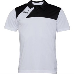 Puma Esquadra Leisure Polo White/Black