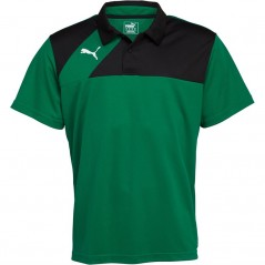 Puma Esquadra Leisure Polo Green/Black