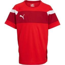 Puma Junior Spirit II Jersey Red/White