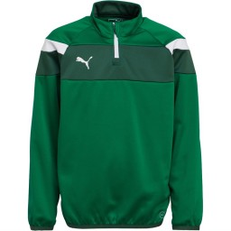 Puma Junior Spirit II 1/4 Green/White