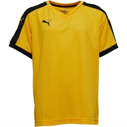 Puma Junior Pitch Yellow/Black