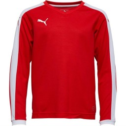 Puma Junior Pitch Red/White