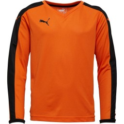 Puma Junior Pitch Orange/Black