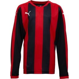 Puma Junior Striped Red/Black