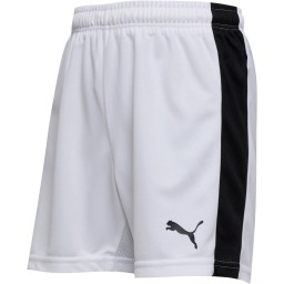 Puma Junior Pitch White/Black