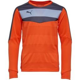 Puma Junior Stadium Orange/Black