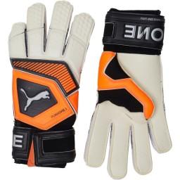Puma One Grip 1 RC White/Shocking Orange/Black/Silver