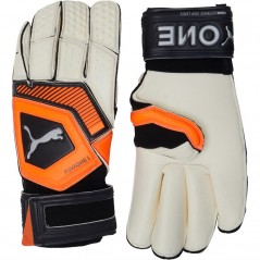Puma One Grip 1 GC White/Shocking Orange/Black/Silver