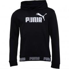 Puma Amplified Hoodie Black