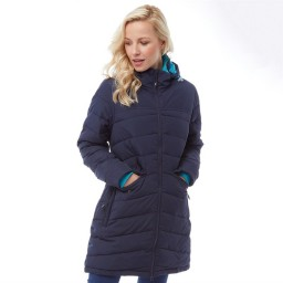 Trespass Homely Long Navy